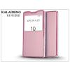 Kalaideng Sony Xperia Z5 (E6653) flipes tok - Kalaideng Sun Series View Cover - pink