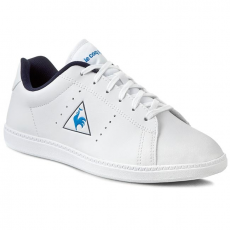 Sportcipő LE COQ SPORTIF - Courtone Gs Boy Syn Lea 1520939 Optical White