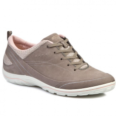 Félcipő ECCO - Arizona 83650359938 Warm Grey/Rose Dust
