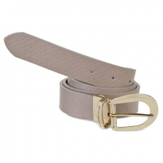 Női öv TOMMY HILFIGER - Dominique Belt 3.0 Reversible BW56927367 Moon Rock 852