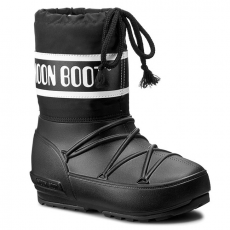 Hótaposó MOON BOOT - POD JR 34020100001 Black
