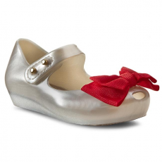 Belarina MELISSA - Mini Melissa Ultragirl Sweet B 31652 White/Red 50488
