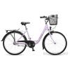 Dema Venice 3sp LightPurple női városi kerékpár