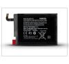 Nokia Lumia 1520 gyári akkumulátor - Li-Ion 3500 mAh - BV-4BW (csomagolás nélküli) mobiltelefon akkumulátor