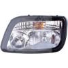 Mercedes Actros fényszóró bal vagy jobb oldali