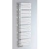 Sapho VOLGA NR512 fürdőszobai radiátor 500x1238 mm, csiszolt inox