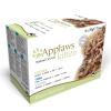 Applaws Kitten konzerv multipack 6 x 70 g - Vegyes csomag: szardínia, csirke, tonhal