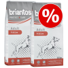 briantos Protect + Care dupla csomagban - Sensitive Digestion & Care (2 x 14 kg)