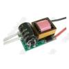 N/A POWER LED tápegység, áramgenerátor 1-3 darab 1W-os LED-hez AC