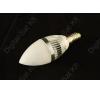N/A LED izzó E14 gyertya 3W 330 Lm meleg fehér izzó
