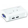 Trendnet TK-207K Switch, 2 USB port (TK-207K)