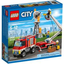 LEGO -Emelőkosaras tűzoltóautó 60111 lego