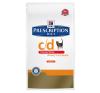 Hills Prescription Diet Hill´s Prescription Diet c/d Urinary Stress - 8 kg macskaeledel