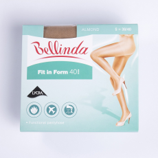 Bellinda Fit in Form Aloe Női harisnya 40 DEN