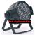 N/A 200W RGB RGBW PAR DMX LED reflektor, (54x3W) STAGE LED lámpa