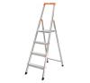 KRAUSE - Monto Solidy lépcsőfokos állólétra 3 fokos (félprofi) - 126214 létra és állvány