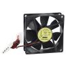 Gembird ventilátor ATX PC házhoz  80x80mm  4-pin FANCASE-4