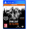 Warner b Dying Light: The Following - Enhanced Edition PS4