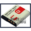 Sony DSC-H9 3.6V 1500mAh utángyártott Lithium-Ion kamera/fényképezőgép akku/akkumulátor