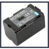 Panasonic CGP-D14 7.2V 2200mAh utángyártott Lithium-Ion kamera/fényképezőgép akku/akkumulátor