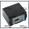 Panasonic VBS0419 7.2V 3600mAh utángyártott Lithium-Ion kamera/fényképezőgép akku/akkumulátor