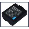 Panasonic Lumix DMC-FZ30GK 7.2V 1300mAh utángyártott Lithium-Ion kamera/fényképezőgép akku/akkumulátor