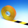 PermaGrip Jelölőszalag, veszélyre figyelmeztető, 50mm x 30m