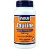Now Foods Taurine 500mg (100 kapszula)