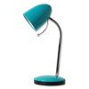 Asztali lámpa kék E14 foglalattal