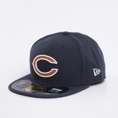New Era NFL On-Field CHICAGO BEARS GAME Baseball sapka