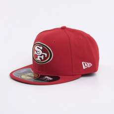 New Era NFL On-Field SAN FRANCISCO 49ERS GAME Baseball sapka