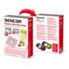 Sencor SVC45 132096 Papírzsák SVC 45 porszívóhoz+ Illatosító rudak