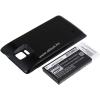 Powery Utángyártott akku Samsung SM-N910S 6400mAh fekete