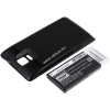 Powery Utángyártott akku Samsung SM-N910T 6400mAh fekete