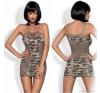 Csábító erotikus ruha fantázia ruha