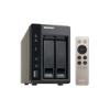 QNAP TS-253A-4G QTS-Linux Combo NAS, 2 HDD férőhely (HDD nélkül)
