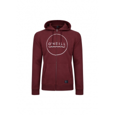 O'Neill LM Pch Yambao Full Zip Sweat Pulóver,sweatshirt D (O-551432-n_3057-Andorra Red)