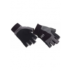 Helly Hansen SAILING GLOVE SHORT Kesztyű D (67110M_990-BLACK)