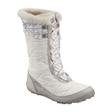 Columbia Minx(TM) Mid II Omni-Heat(TM) Print Csizma D (BL1587l_139-Winter White)