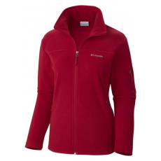Columbia 1423861 Fast Trek II FZ Fleece Jacket Polár D (AL6542-n_623-Pomegranate)
