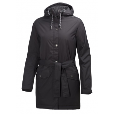 Helly Hansen W Lyness Insulated Coat Utcai kabát,dzseki D (62462-n_990-Black)