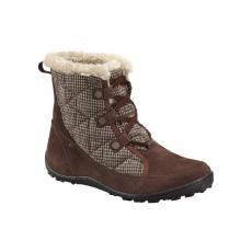 Columbia 1641041 Minx Shorty Omni-Heat Tweed Csizma,hótaposó D (BL1629-n_256-Tobacco)
