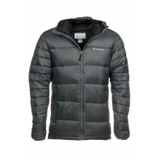 Columbia 1619821 Frost Fighter Hooded Jacket Utcai kabát D (WM1063-n_053-Graphite)
