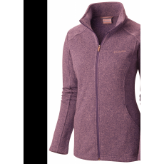 Columbia 1623711 Horizon Divide Fleece Jacket Polár D (AL1544-n_562-Purple Dhalia)