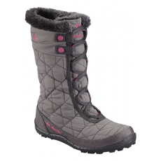 Columbia Youth Minx(TM) Mid II Waterproof Omni-Heat(TM) Csizma,hótaposó D (BY1313l_051-Shale)