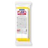 "FIMO ""Professional"" 350 g égethető gyurma, sárga"