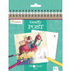 Avenue Mandarine 24 db-os színezhető képeslap - Hercegnők és lovagok