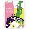 Avenue Mandarine Ellentétek - memória kártyajáték