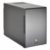 Lian Li PC-M25B Micro-ATX ház - fekete