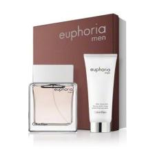 Calvin Klein Euphoria Men Set (100ml EDT + 100ml After Shave) férfi kozmetikai ajándékcsomag